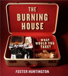 burning house book image